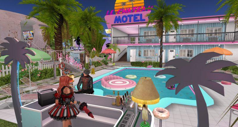 Le Chateau Motel&Resort